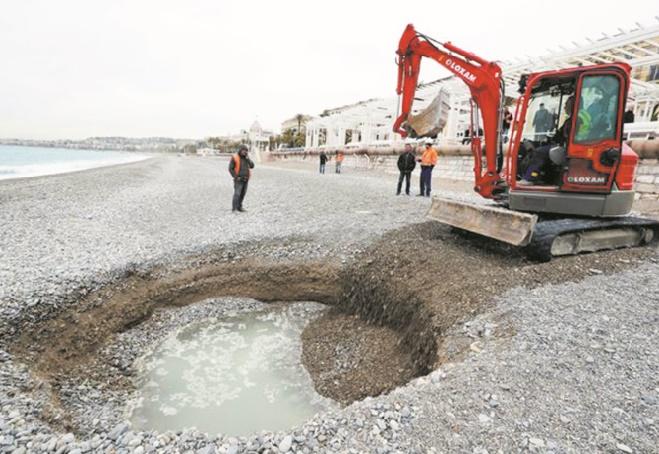 Et Cannes recréa sa plage