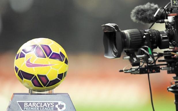 Les droits TV de la Premier League en baisse