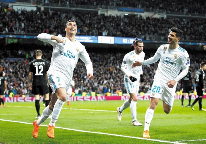 Le PSG s'écroule à Madrid