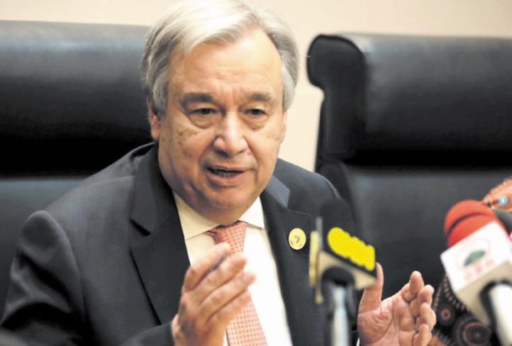 Le Britannique Martin Griffiths nouvel émissaire de l'ONU au Yémen