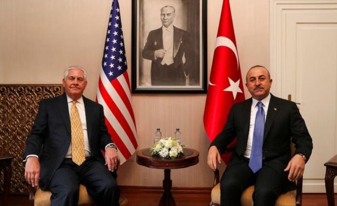 La Turquie et les USA vont travailler ensemble en Syrie