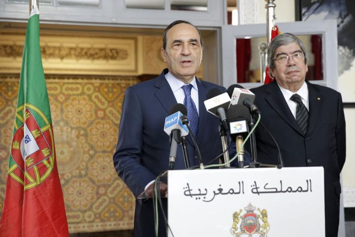 Volonté du Maroc et du Portugal de renforcer leur coopération parlementaire