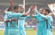 Le Barça gagne dans  la douleur avant  Chelsea