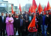 Rassemblement à Paris en faveur de l'initiative marocaine d'autonomie