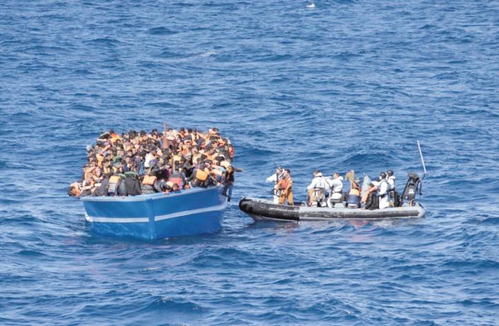 Une avalanche de pateras se fait imminente : La Commission espagnole d'aide aux réfugiés met en garde