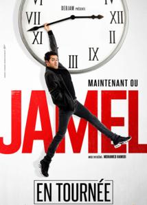 """Jamel Debbouze revient au one-man-show avec """"Maintenant ou Jamel"""""""