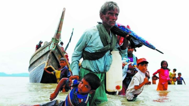 Migrants économiques ou Rohingyas en détresse ?