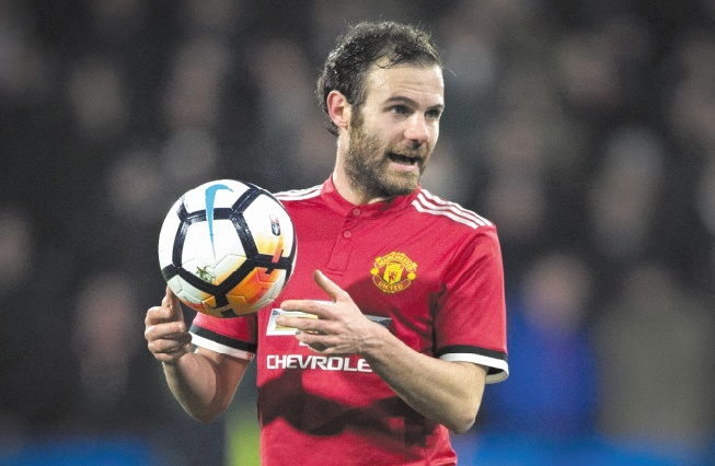 Juan Mata : Le football a une conscience