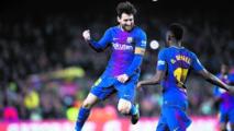 Le Barça plane, le Real monte en puissance