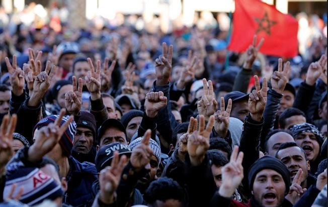 Reprise des manifestations à Jerada