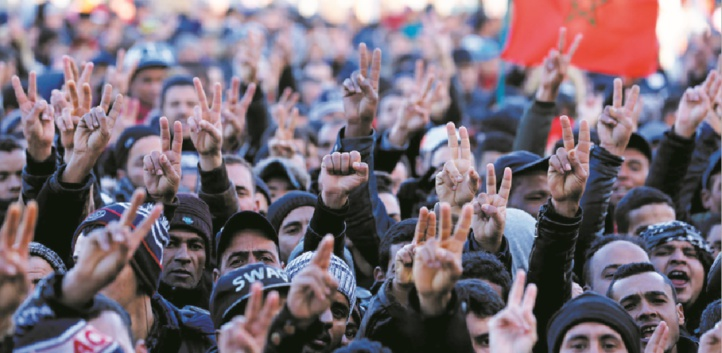 Les propositions du gouvernement divisent les activistes de Jerada