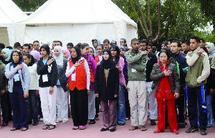 Les associations éducatives en sit-in contre Moncef Belkhayat :  Les Maisons de jeunes reprennent le flambeau