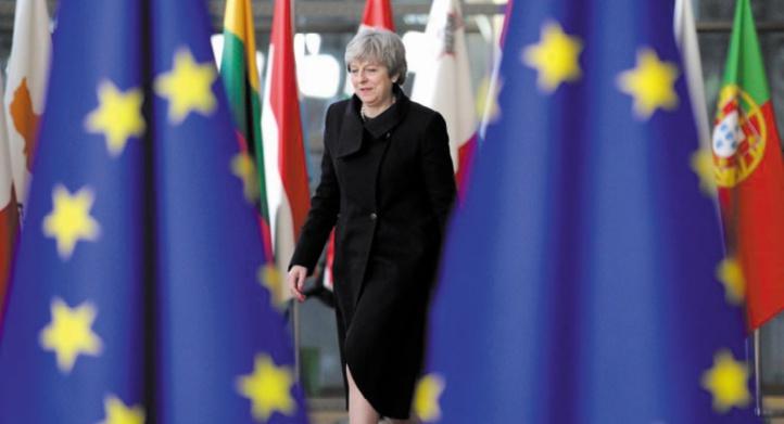 Londres rejette le projet de traité de divorce dévoilé par l'UE