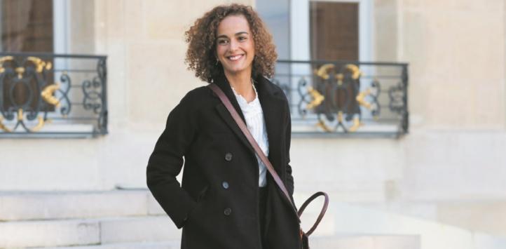 Leïla Slimani présidente du jury du prix du Livre Inter