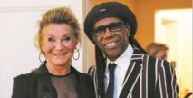 """Sheila et Nile Rodgers retournent en studio, 40 ans après """"Spacer"""""""