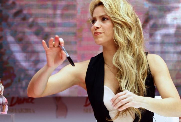 Shakira verse 20 millions d'euros au fisc espagnol