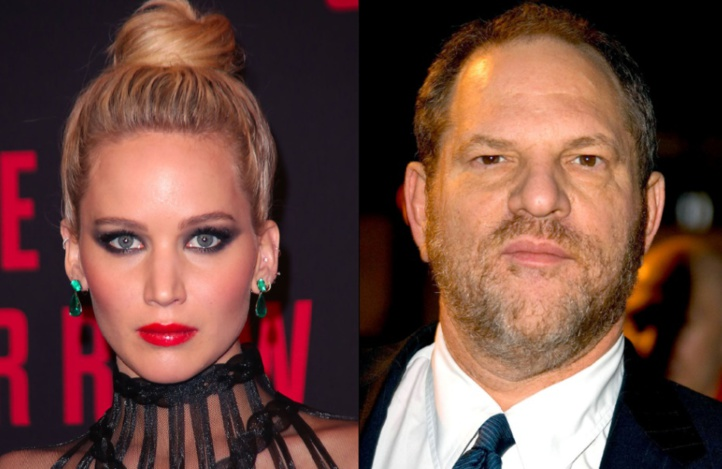 """Jennifer Lawrence sur Harvey Weinstein : """"J'ai eu envie de le tuer"""""""
