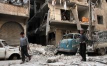 Le régime effectue une percée dans le fief rebelle de la Ghouta