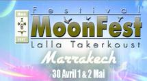 Troisième Festival Moonfest de Lalla Takerkoust : Fête au pied des montagnes de l'Atlas
