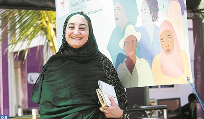 Zineb Tamourt, la lauréate des Beaux-Arts qui a percé dans le cinéma