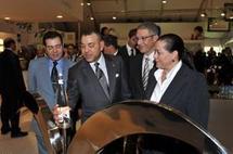 SM le Roi préside la cérémonie d'inauguration à Meknès : Le SIAM monte d'un cran