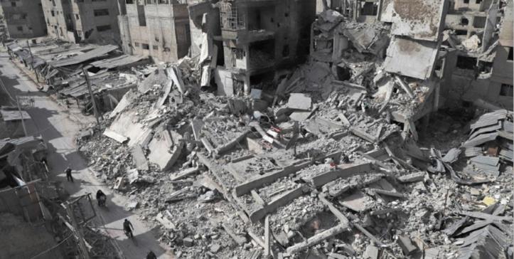 Neuf civils tués dans de nouveaux raids sur la Ghouta