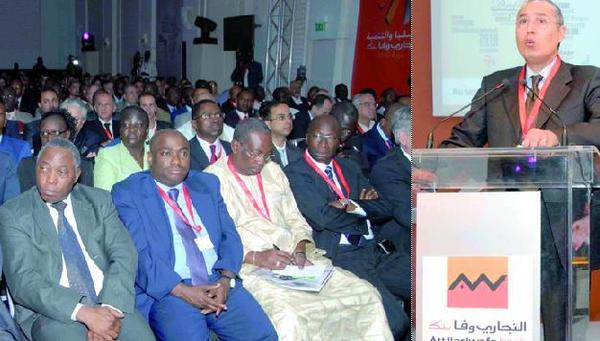 Un premier forum historique pour le développement du continent : Le Groupe Attijariwafa bank lorgne l'Afrique