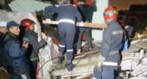 Evacuation du logement au toit effondré samedi à Casablanca