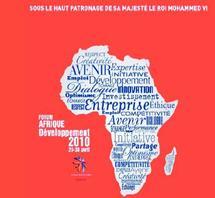"""Placé sous le Haut patronage de Sa Majesté le Roi Mohammed VI : """"Afrique Développement"""" retrace la feuille de route"""