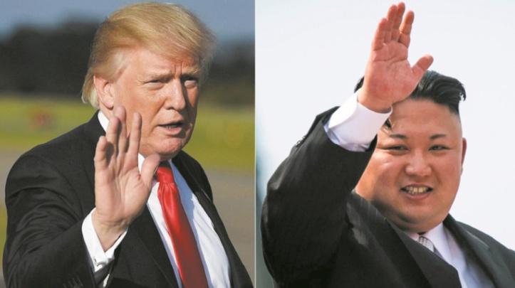 Donald Trump accepte un sommet historique avec Kim Jong Un