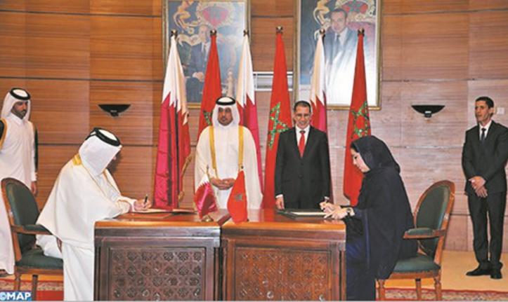 Le Maroc et Qatar boostent leur coopération bilatérale