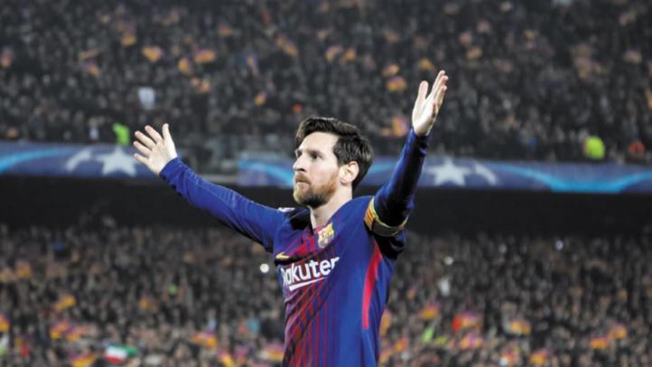 Seigneurial, le Barça de Messi