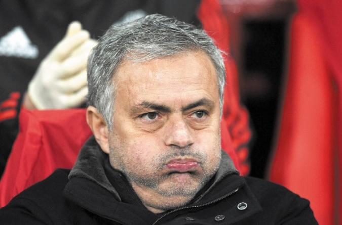 Le crash Mourinho