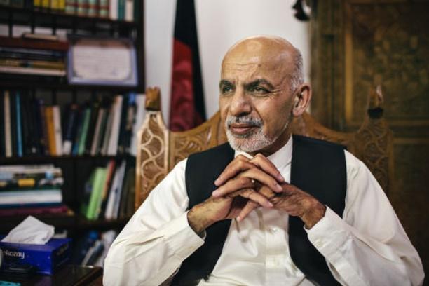 Les talibans réservés face à l'offre de négociations de paix d'Ashraf Ghani