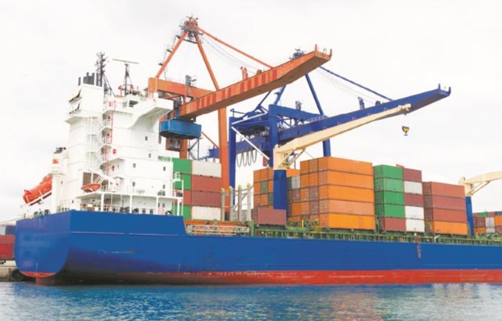 Plus de 90% des échanges commerciaux africains transitent par le transport maritime