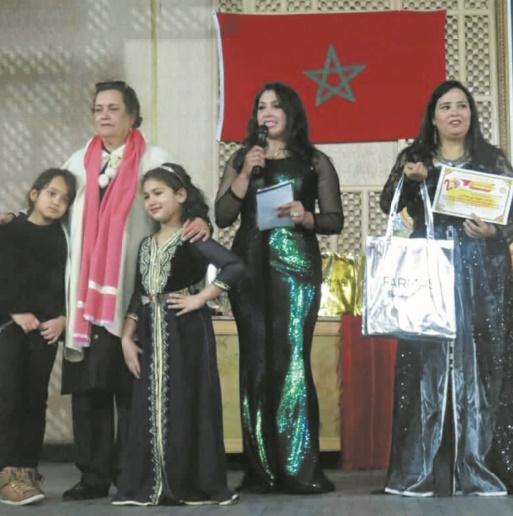"L'Association ""Ibdaat Biladi"" célèbre la femme"