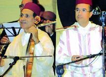 Organisées par l'Association des amateurs de musique andalouse : Deuxième rencontre des Noubas et Mizanes