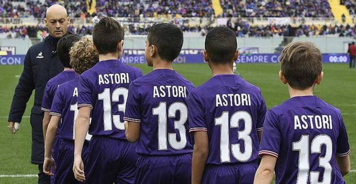 Le centre d'entraînement de la Fiorentina portera le nom de Davide Astori