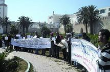 Sit-in devant Al Omrane : «Argana» alimente la polémique à Essaouira