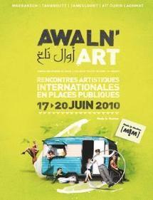 Quatrième édition des Rencontres artistiques internationales en places publiques à Marrakech :  L'art d'être ensemble