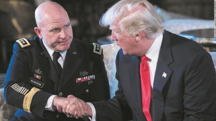 H.R. McMaster, un général respecté qui a échoué à dompter Trump