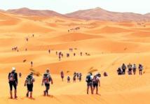 Plus de 1000 participants  au Marathon des sables 2018