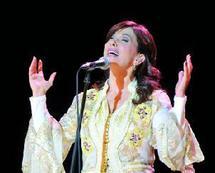 La grande chanteuse libanaise ouvre le bal de Mawazine 2010 : Majda Erroumi réaffirme son engagement pour les chansons à thèmes