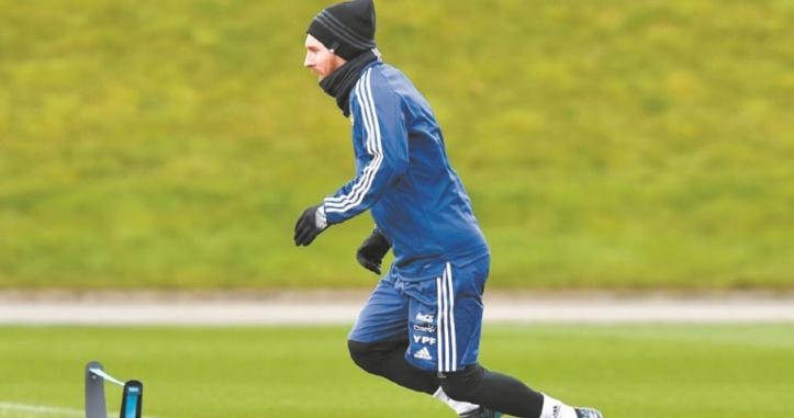 Messi serait de la partie face à la Roja