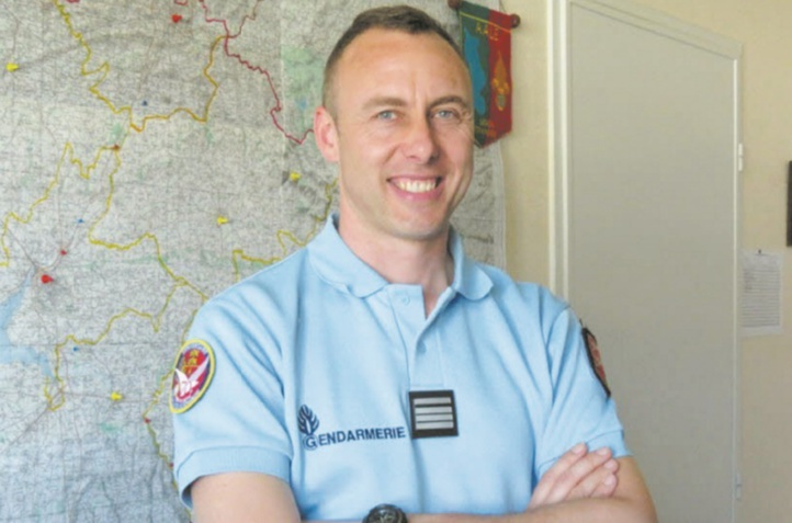 Arnaud Beltrame, le gendarme tombé en héros