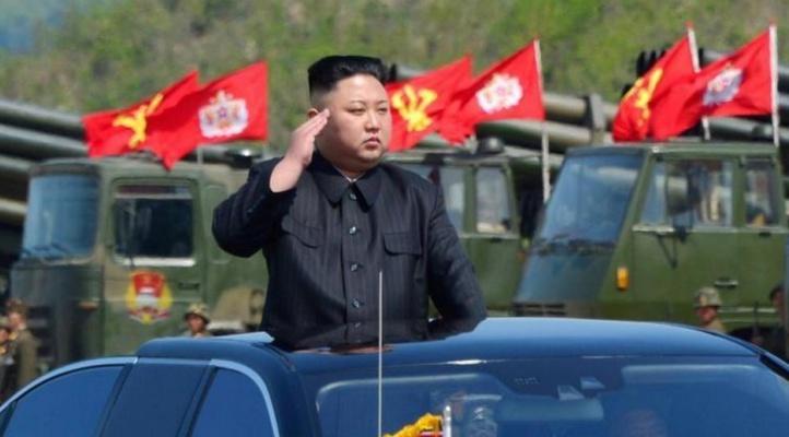 Visite secrète de Kim Jong en Chine