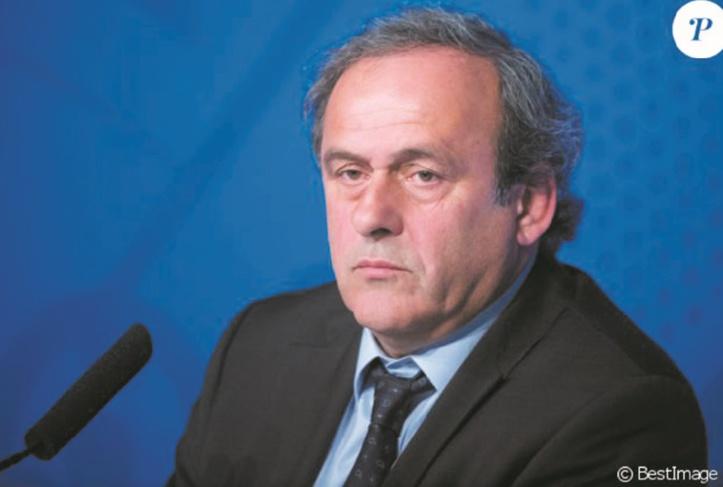 Platini dénonce les juges de la Fifa et du TAS