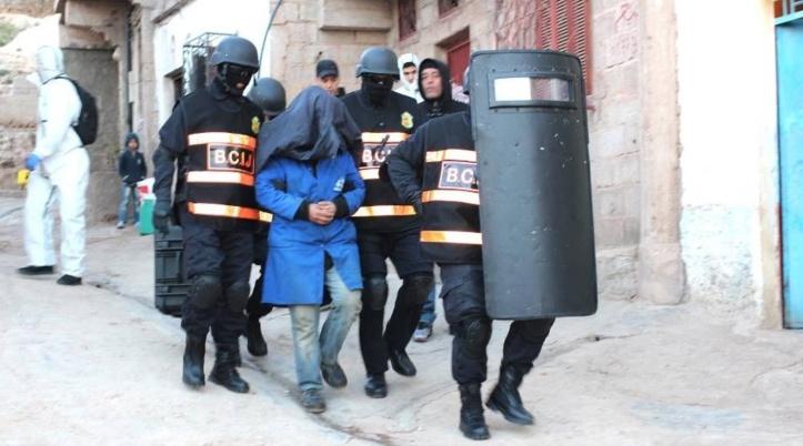 Démantèlement d'une nouvelle cellule terroriste par le BCIJ