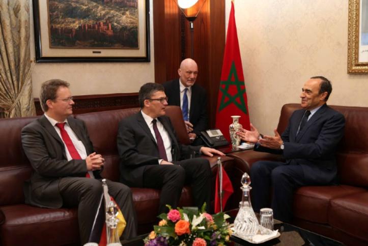 Les relations parlementaires maroco-allemandes examinées à Rabat