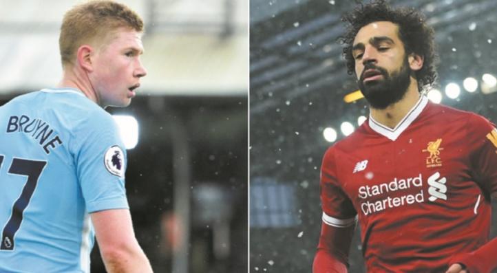 Salah et De Bruyne, la revanche des bannis